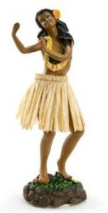 Hawaii Hula Girl 4