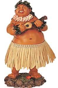 Hawaii Hula Boy 1
