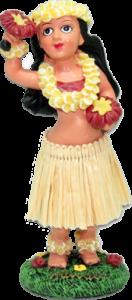 Mini Doll Fleurs